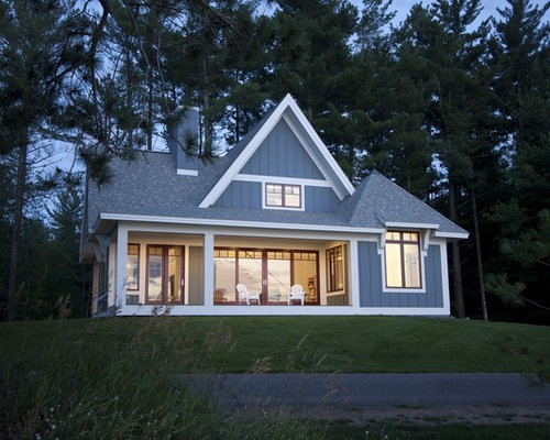 Email save for 1940s homes exterior design