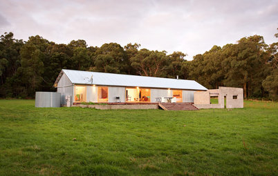 6 Shed-Inspired Homes Down Under