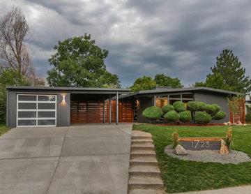 Total Home Rehabilitation of a Joseph Eichler Home, Denver, CO