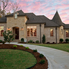 Traditional Exterior by ICON Homes