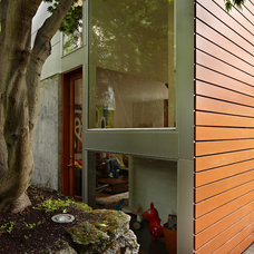 Modern Exterior by David Coleman / Architecture