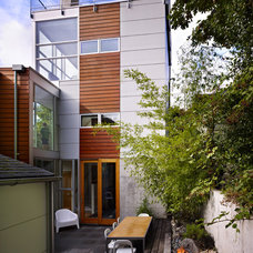 Modern Exterior by David Coleman / Architecture
