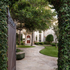 Traditional Exterior by Wright Interiors, Allied ASID