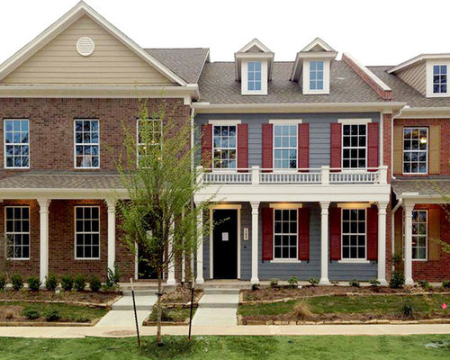 Townhomes At Liberty Branch Creekside Park In The Woodlands TX