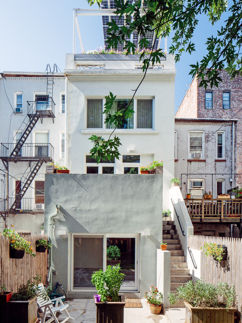 White Exterior White Exterior Home Ideas & Design Photos  Houzz