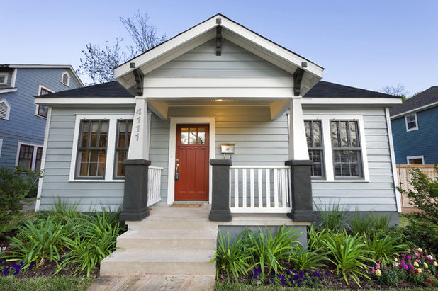 American Traditional Exterior by Avenue B Development