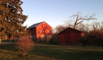 Traditional Barns & Timberframes