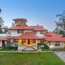 Kerala Houzz: A Mix of Vernacular & Modern, This Is a House of Memories