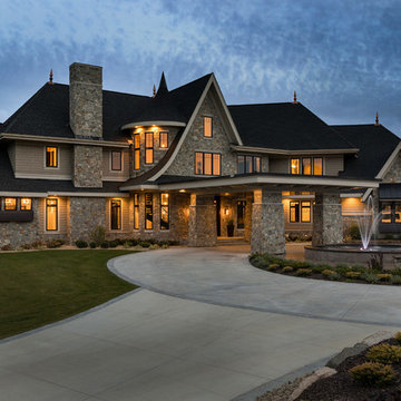 Traditional Estate Home