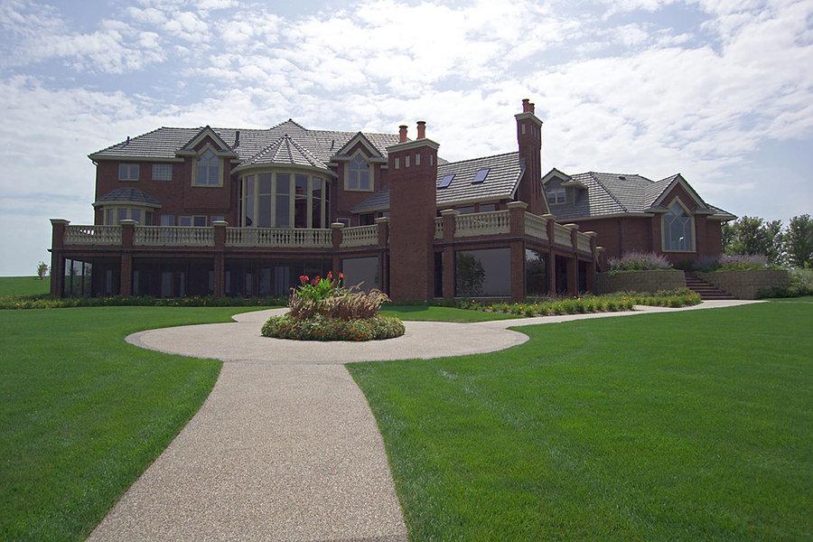 Traditional Estate - Newport Landing