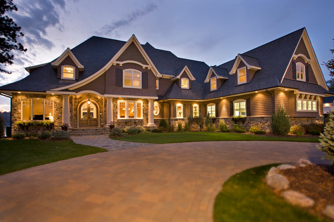 One Level Dream Home