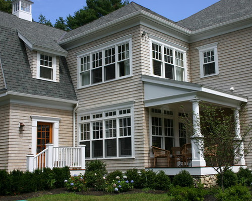 Half round window trim home design ideas pictures remodel and decor for Round exterior window