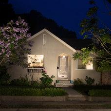 Traditional Exterior by Beth Dana Design