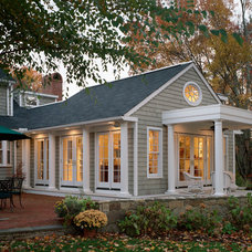Traditional Exterior by Brewster Thornton Group Architects, LLP