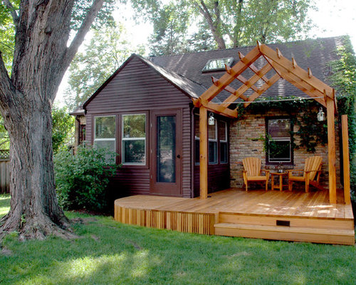 Add Pergola To Existing Deck Photos - Add Pergola To Existing Deck Design Ideas & Remodel Pictures Houzz