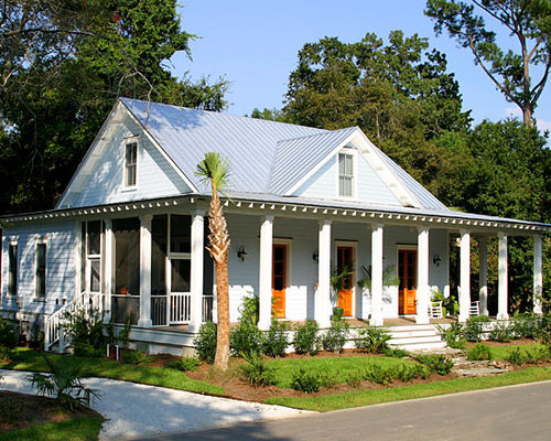 Lowcountry architecture houzz for Low country style homes