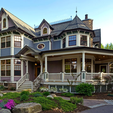 Traditional Exterior