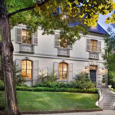 Traditional Exterior by Sorento Design, LLC.