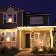 Traditional Exterior by EnvironmentalLights.com
