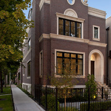 Traditional Exterior by Environs Development