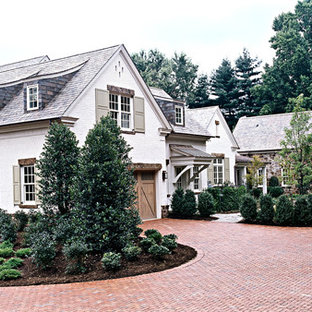 Elegant exterior home photo in DC Metro