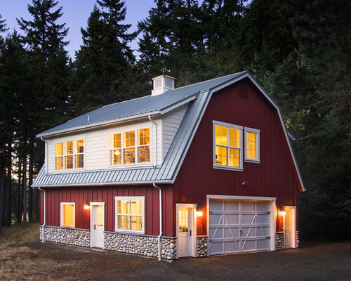 Gambrel Roof Ideas Pictures Remodel and Decor