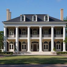 inspiration villa style americain