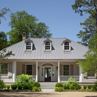 Acadian Style Homes | Houzz on raised acadian home plans, acadian style cabin plans, raised creole cottage plans, cottage house plans, acadian exterior home colors, simple acadian house plans, acadian style house plans, acadian homes on slabs,