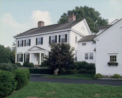 The Colonial, America's Home Style on early 1900s home decor and design, traditional exterior house designs, dream home house design, home modern house design,