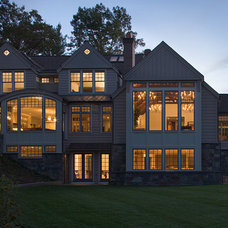 Traditional Exterior by Eck   MacNeely Architects inc.