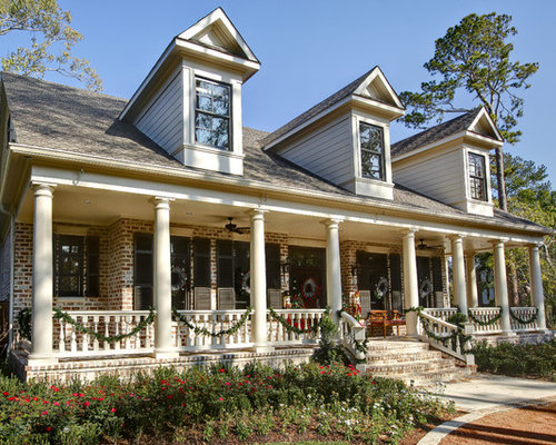 Brick Front Home Design Ideas Pictures Remodel And Decor