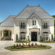 Traditional Exterior by John Askew Company