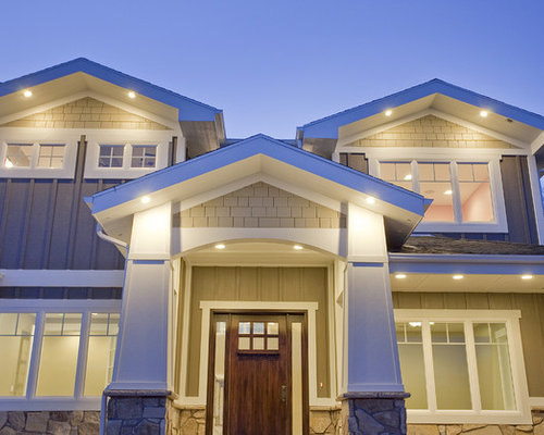 Exterior accent lighting houzz - Exterior accent lighting for home ...