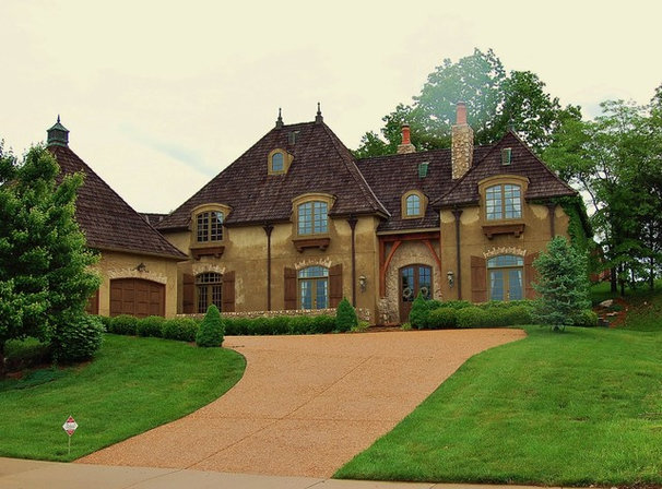 Traditional Exterior by Marc Ekhause Home Builder and Custom Renovations