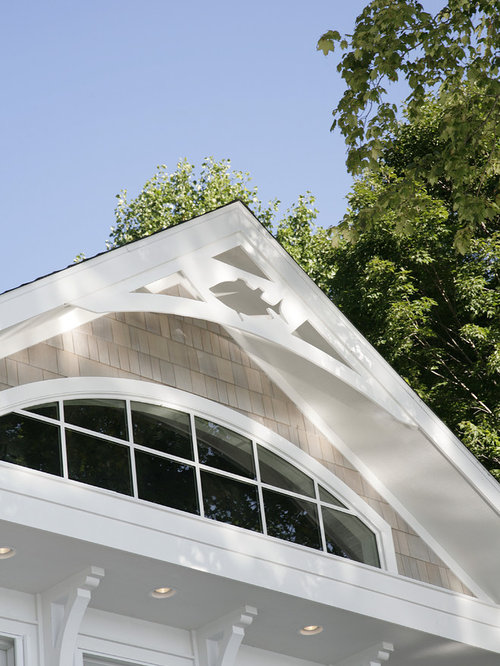 Gable Trim Houzz