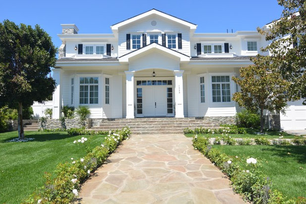 American Traditional Exterior Traditional Exterior