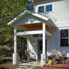Traditional Exterior by Meadowlark Builders