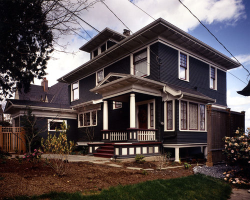 Painted Eaves Home Design Ideas Pictures Remodel And Decor