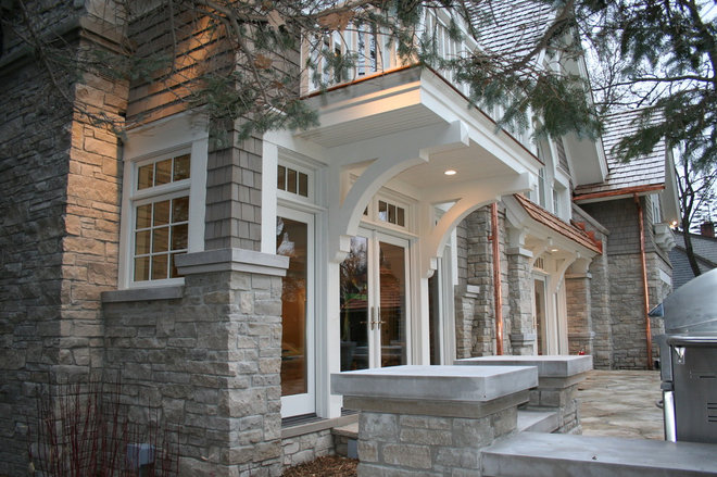 Corbel for American classic homes mn