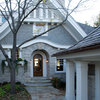 Star Home Facade Combo: Stone and Shingle
