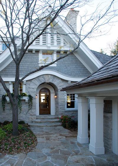 Victorian Exterior Traditional Exterior