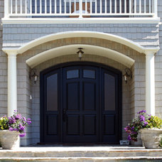 Traditional Exterior by Ripple Design Studio, Inc.