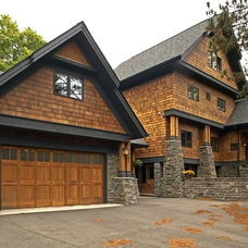 Traditional Exterior by Shakertown Inc
