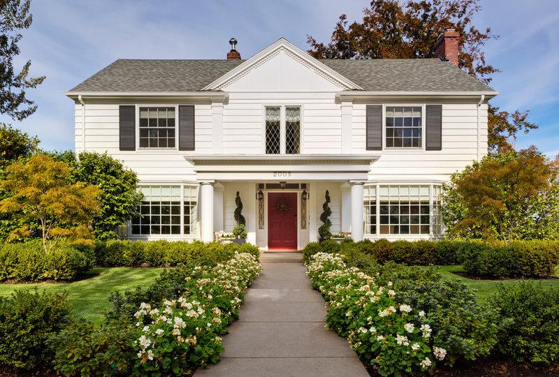traditional exterior Traditional Exterior