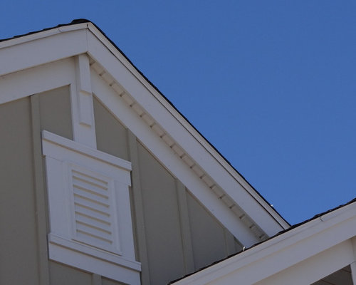 Gable End Vent Ideas Pictures Remodel And Decor