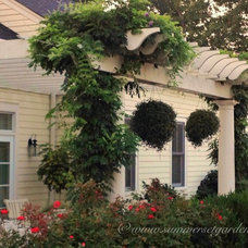 Traditional Exterior by Summerset Gardens/Joe Weuste