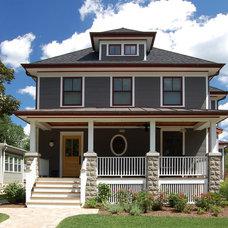 Traditional Exterior by Thomas J Ryan Jr - Architect