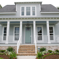 Traditional Exterior by Tyson Construction