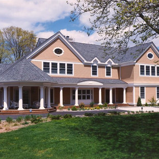 Traditional Home With Gazebo in Darien, CT