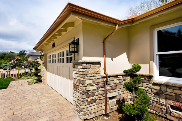 Craftsman Exterior by Bill Fry Construction - Wm. H. Fry Const. Co.